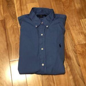 """Ralph Lauren """"Classic Fit"""" button down shirt"""